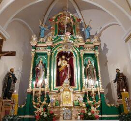 Parafia świętej Jadwigi Śląskiej w Waksmundzie